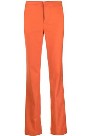 Semicouture Tailored straight-leg trousers