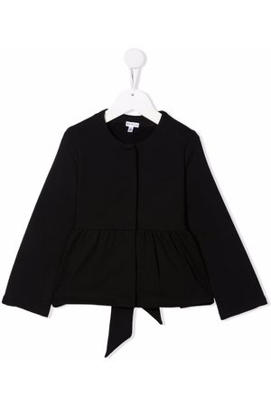 Piccola Ludo Tie detail blouse