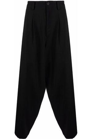 Yohji Yamamoto Gabardine 3Tuck Wide pants