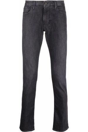 Emporio Armani Men Slim - Mid-rise slim-cut jeans