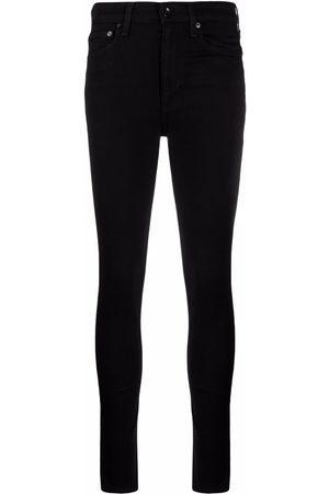 Rag & Bone High-waisted slim fit jeans