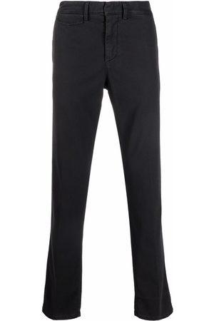 DONDUP Four-pocket cotton chinos - Grey
