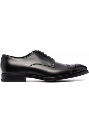 Henderson Baracco Lace-up leather brogues