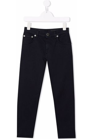 Dondup Boys Slim - Low-rise slim-cut jeans