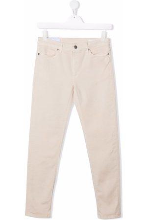 Dondup Straight - TEEN straight-leg jeans - Neutrals