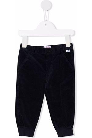 Il Gufo Straight-leg chino trousers