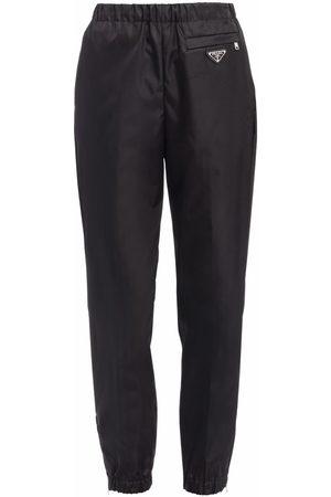 Prada Women Sweatpants - Re-Nylon gabardine trousers