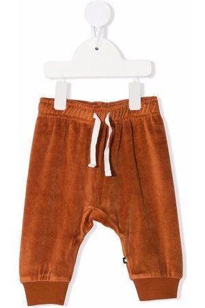 Molo Kids Sweatpants - Drawstring low joggers