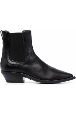 Tod's Pointed-toe Chelsea ankle boots