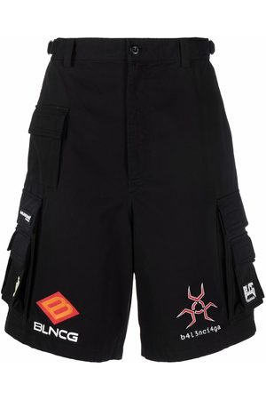 Balenciaga Gamer cargo shorts