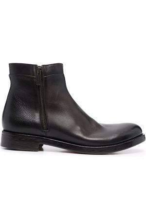 Doucal's Leather ankle boots
