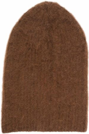 Roberto Collina Knitted beaine hat