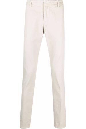 Dondup Slim chino trousers - Neutrals