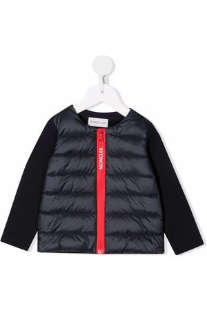 Moncler Puffer Jackets - Padded-front zip-up jacket