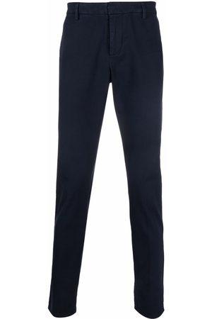 DONDUP Men Skinny Pants - Skinny cotton trousers