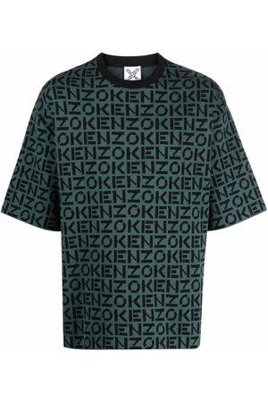 Kenzo Monogram oversize T-shirt