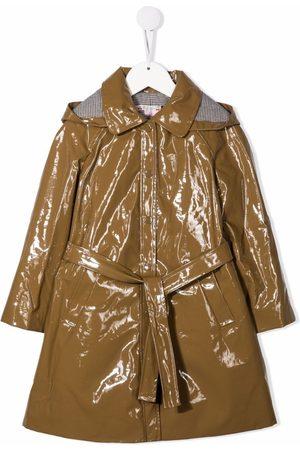 BONPOINT Belted raincoat