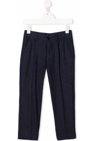 DONDUP KIDS Girls Chinos - Pressed crease chino trousers
