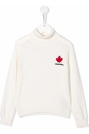 Dsquared2 Knitted logo sweatshirt