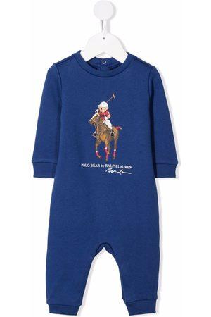 Ralph Lauren Polo Shirts - Polo teddy-print body