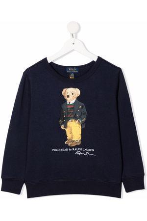Ralph Lauren Teddy bear print sweatshirt