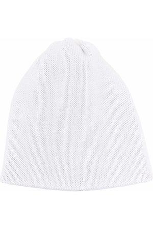 LITTLE BEAR Virgin wool beanie hat - Neutrals