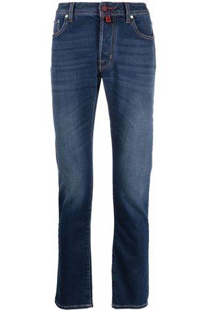 Jacob Cohen Slim-fit scarf-detail jeans