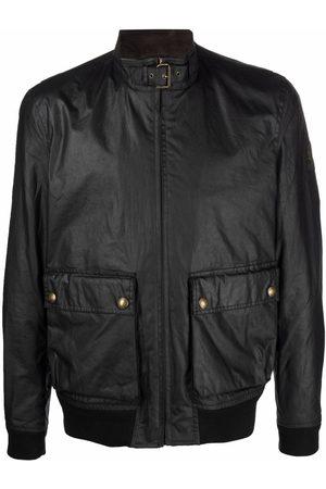 Belstaff Pouch-pocket biker jacket