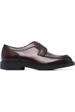 Fratelli Rossetti Men Formal Shoes - Lace-up leather derby shoes