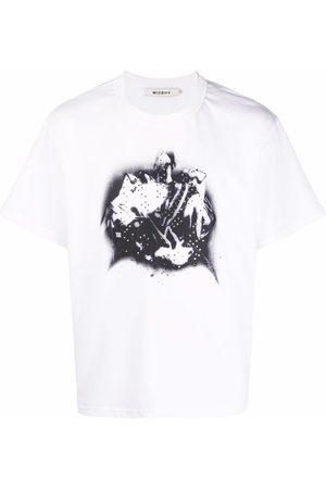 MISBHV Men Short Sleeve - Distant Dreams short-sleeve T-shirt