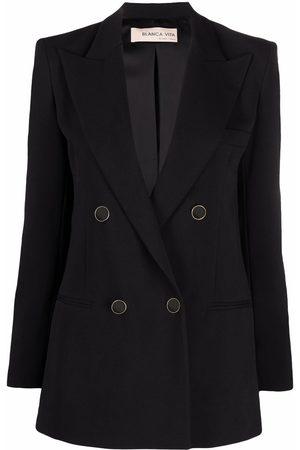 Blanca Vita Giulietta double-breasted blazer