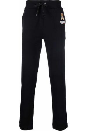 Moschino Underbear logo-print joggers