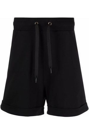 Moschino Logo-print jogger shorts