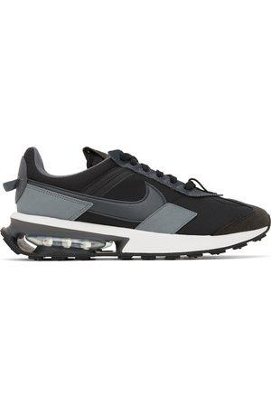 Nike Women Sneakers - Black Air Max Pre-Day Sneakers