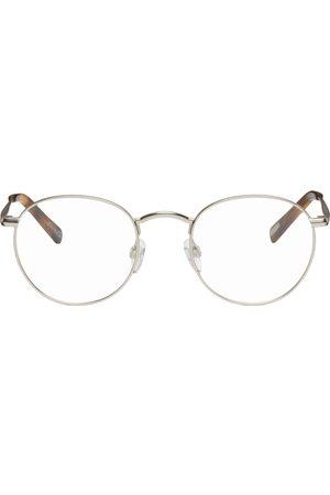 RAEN Men Sunglasses - Silver & Brown Benson Optical Glasses