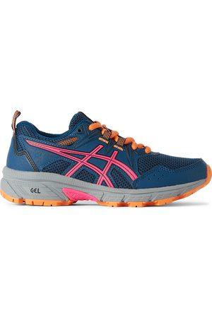 Asics Sneakers - Kids Blue & Pink Gel-Venture 8 GS Sneakers