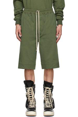 Rick Owens Green Karloff Boxer Shorts