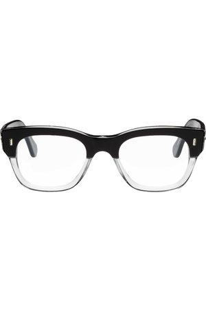 Cutler And Gross Black & Transparent 0772 Glasses