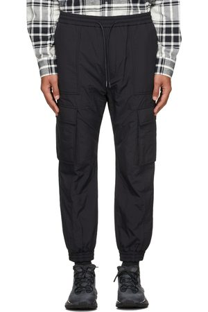 JUUN.J Black Insulated Jogger Cargo Pants