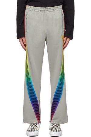 Needles Men Sweatpants - AWGE Edition Rainbow Track Pants