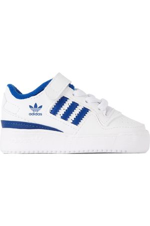 adidas Baby White Forum Low Sneakers