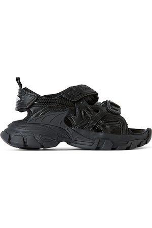 Balenciaga Kids Sandals - Kids Black Track Sandals