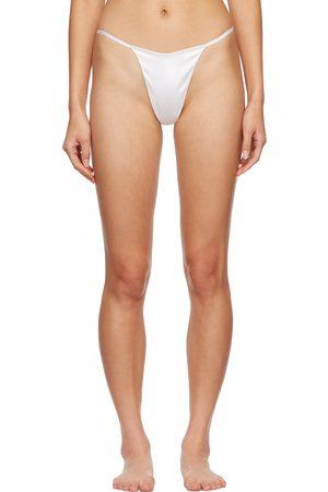 DU CIEL Women Thongs - SSENSE Exclusive Fil T-String Thong