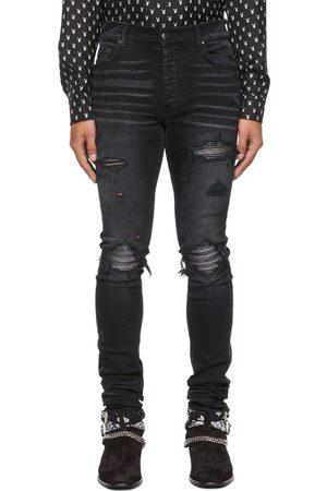 AMIRI Black Iridescent MX1 Jeans
