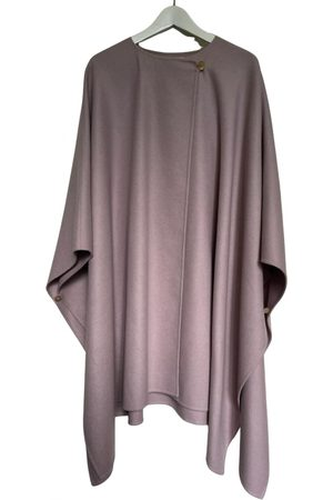 The Row Wool cape