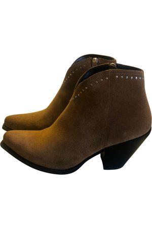 Celine Western boots
