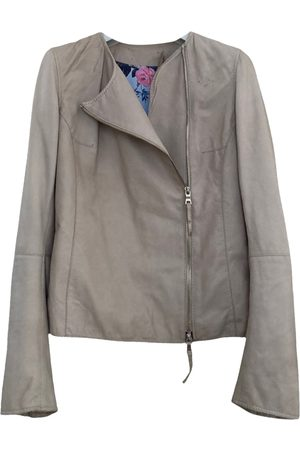 LUCCHESE Women Leather Jackets - Leather jacket