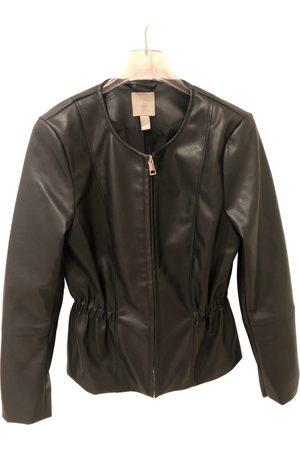 H&M Vegan leather biker jacket