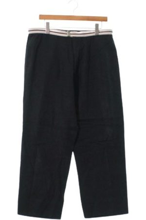 Hermès Linen trousers