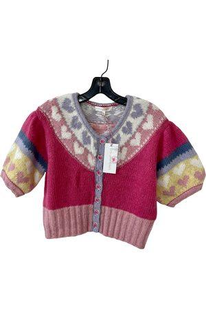 Love Shack Fancy Wool cardigan